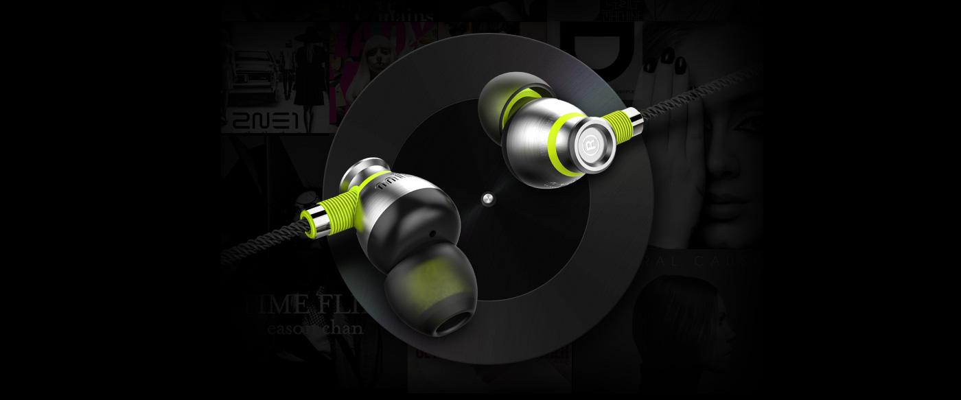 MIFO i2 słuchawki bezprzewodowe bluetooth dyktafon mp3Player 8GB